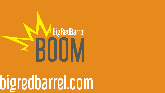 Big Red Barrel Boom - Podcasts Featured Image