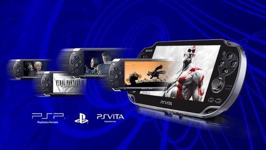 PSP to Vita
