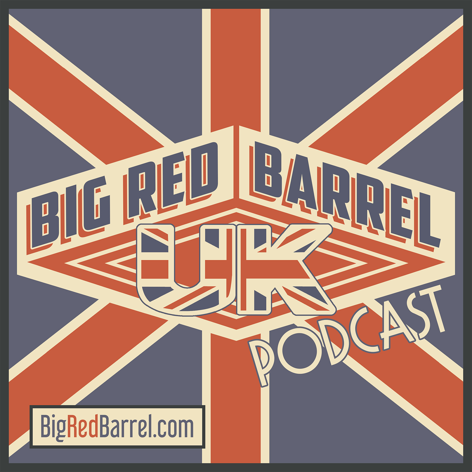 UK Podcast – Big Red Barrel