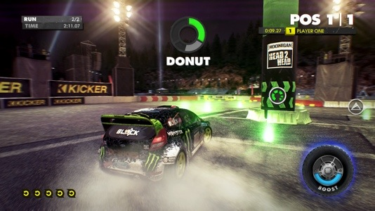 """Gymkhana races, called """"Hoonigan"""" events, are less destructive and more about precise driving."""
