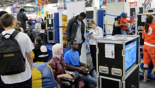 Mcm Expo Stands For : Gamer s guide to mcm expo london