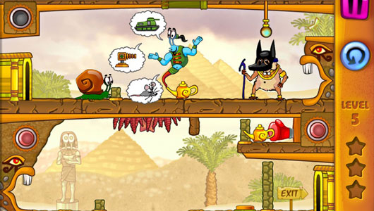 Snail bob games - Free online games on A10.com