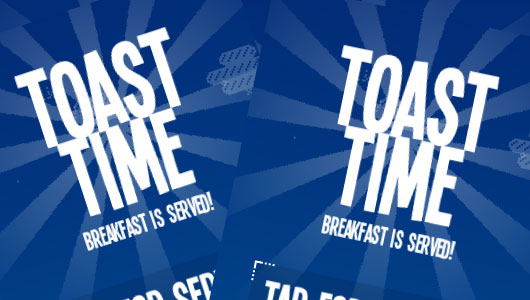 Toast-Time-Header