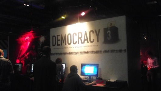 democracy rezzed