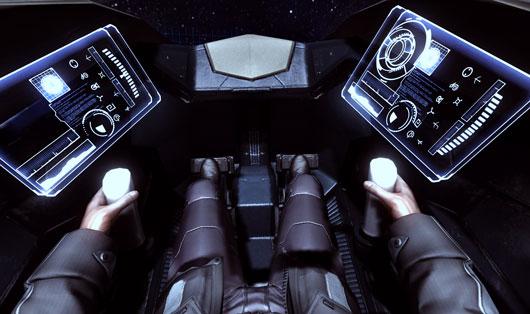 EVE-VR-Cockpit