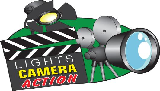 lights camera action big red barrel rh bigredbarrel com lights camera action clipart