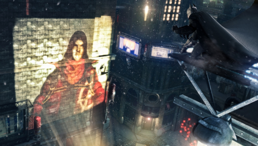 Batman Arkham Origins Screenshot 5