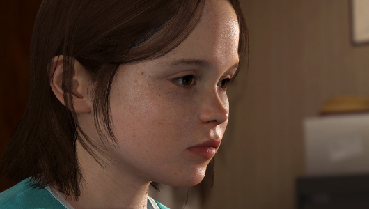 Beyond Two Souls 2