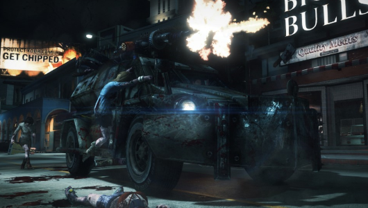Dead Rising 3 Vehicles