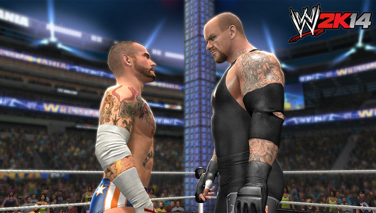 WWE 2K14 Defeat The Streak