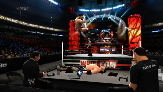WWE 2K14 4