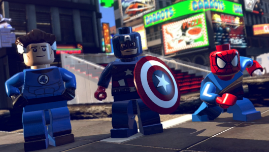 LEGO Marvel Superheroes 1