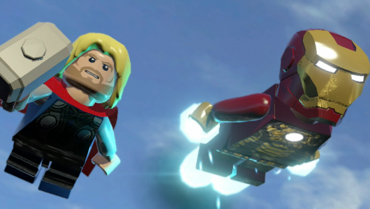 LEGO Marvel Superheroes 3