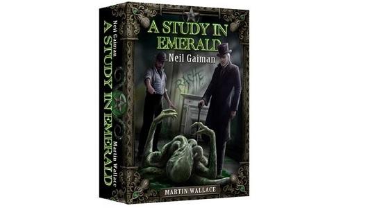 a study in emerald game