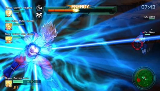 Dragon Ball Z Battle of Z 1