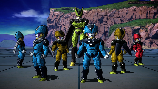 Dragon Ball Z Battle of Z 3