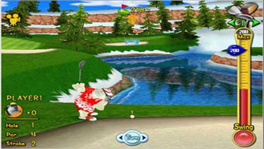 Polar Golfer