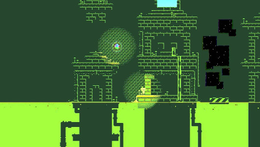Gaming satire is rampant in Fez. The sewer world uses original Game Boy graphics.