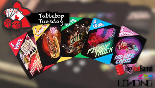 Tabletop Tuesday Featured Battle of the Bands