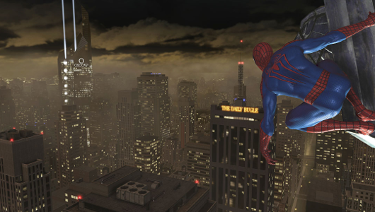 The Amazing Spider-Man 2 Game Screen 1