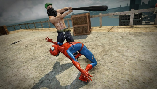 The Amazing Spider-Man 2 The Game Screen 2
