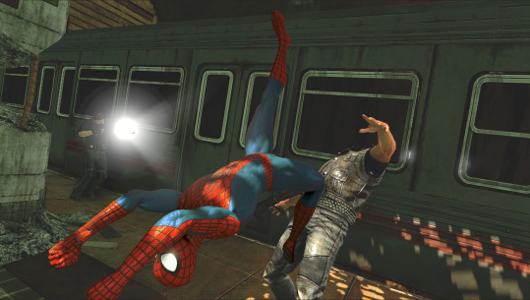 The Amazing Spider-Man 2 The Game Screen 3