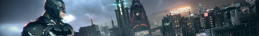 Batman Arkham Knight Slice