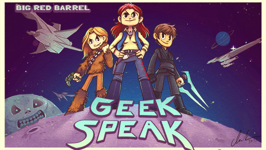 Geek Speak - Podcasts Featured Image
