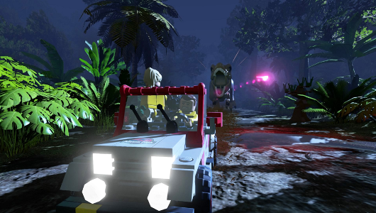 LEGO Jurassic World 1