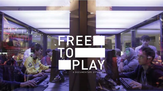Free to Play is brilliant and you should watch it.
