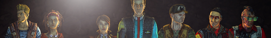 2. Tales from the Borderlands