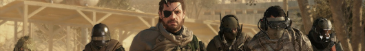 3. Metal Gear Solid V The Phantom Pain