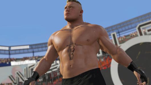 WWE 2K17 2