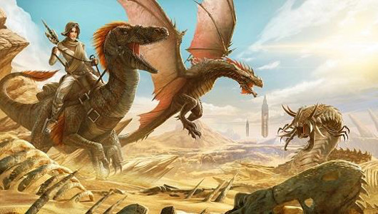 Preview: ARK + Scorched Earth Expansion