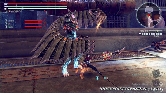 Review: God Eater 3 (Switch)